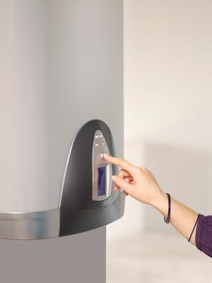 Billig varmvattenberedare
