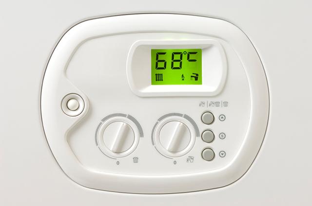 Temperatur i varmvattenberedare